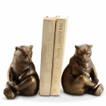 Lonely Bear Bookends