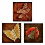 Butterfly/Ladybug/Dragonfly Garden Artworks