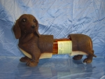 Dachshund Wiener Dog Wine Holder