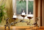 Bird & Branch Table Candles