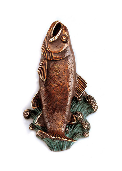 Salmon Door Knocker