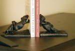 Mouse Bookends