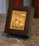 Puppies Lithopane Shadow Box