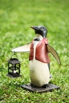 Penguin Waiter Lantern