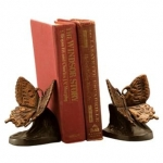 Butterfly Bookends