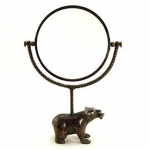 Bear & Fish Mirror