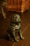 Stern Bulldog Sculpture