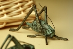 Large Cricket Sculpture