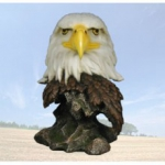 """Sentry of Freedom"" Eagle Sculpture"