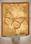 Butterfly Lithophane Night Light