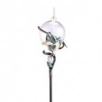 Frog Oil Lamp and Stake