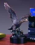 "7.5"" Eagle Sculpture"