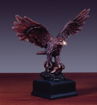 Wing Spread Eagle Sculpture