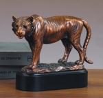 Exotic Tiger Sculpture