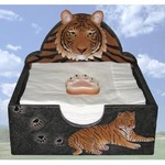 Wild Tiger Napkin Holder