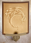 Dragon Moon Lithophane Night Light